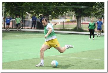 fotbal mixt Elevate