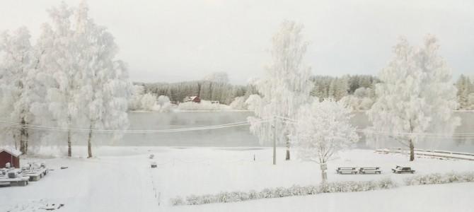 """Iarna din Scandinavia, """"un rău"""" necesar"""