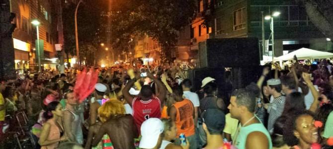 Carnaval in Rio de Janeiro-Brazilia