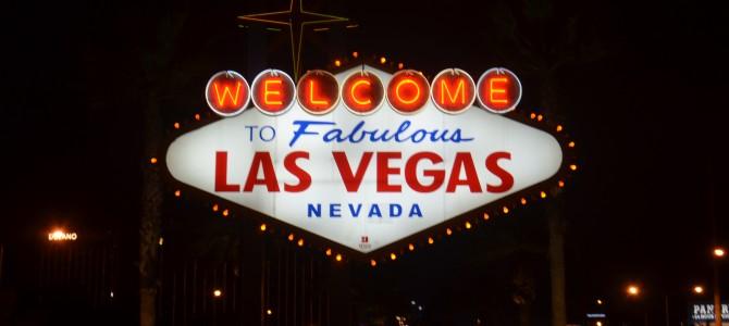Anul nou 2014-2015 in Las Vegas