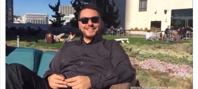 Mirajul Silicon Valley, viata in San Francisco si munca la Twitter