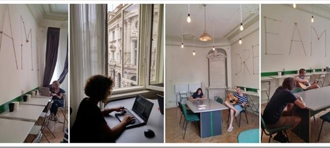 Tinerii pana la 40 de ani cu proiecte inovative pot intra in cursa pentru un spațiu de lucru gratuit pentru 6 luni in Centrul Vechi din București
