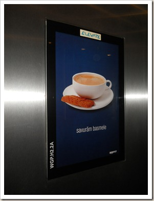 publicitate_in_lift_Elevate_Appnor_Bitdefender_Novo_Park2