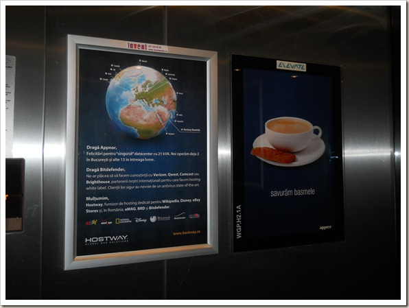 publicitate_in_lift_Elevate_Appnor_Bitdefender_Novo_Park3