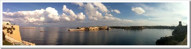 panorama la Valetta