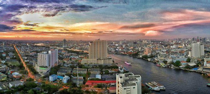 Bangkok, videojurnal de călătorie, partea I