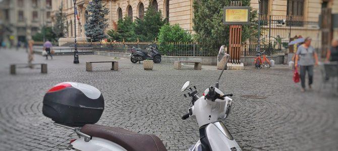 Cum e să mergi cu un scuter electric Blinkee prin București și de ce îmi place mai mult decât Lime